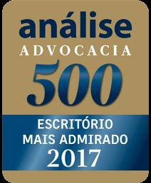 Análise Advocacia 500 - Mais Admirado 2017